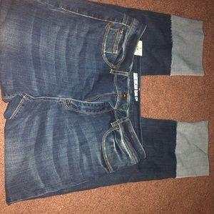 American rag co. Slim straight jeans